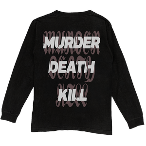MDK College L/S (BLACK)