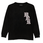 Load image into Gallery viewer, MDK College L/S (BLACK)