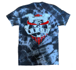 Load image into Gallery viewer, H8 Club Dye Tee (Black)