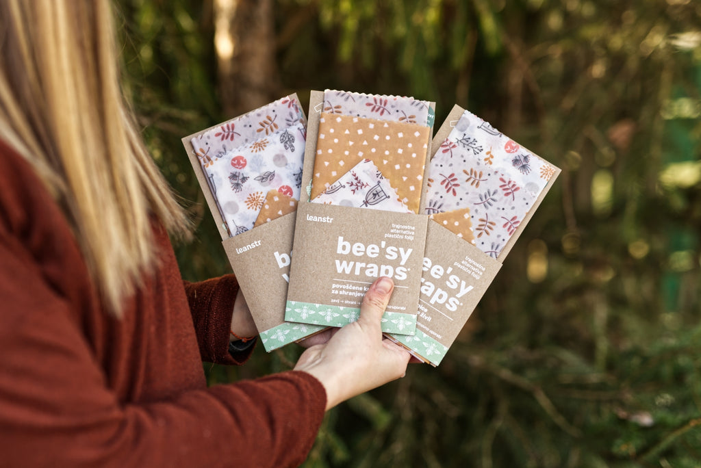 Bee'sy Wrap set
