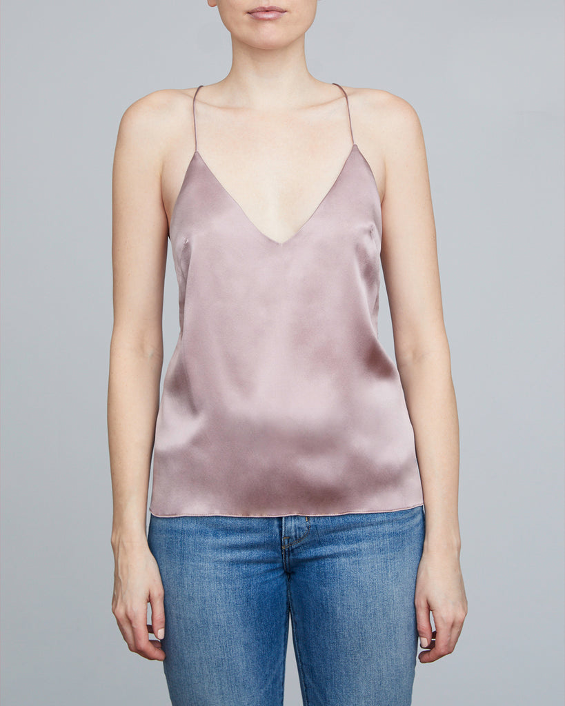 The Fjord Camisole in Misty Rose - INGA-LENA