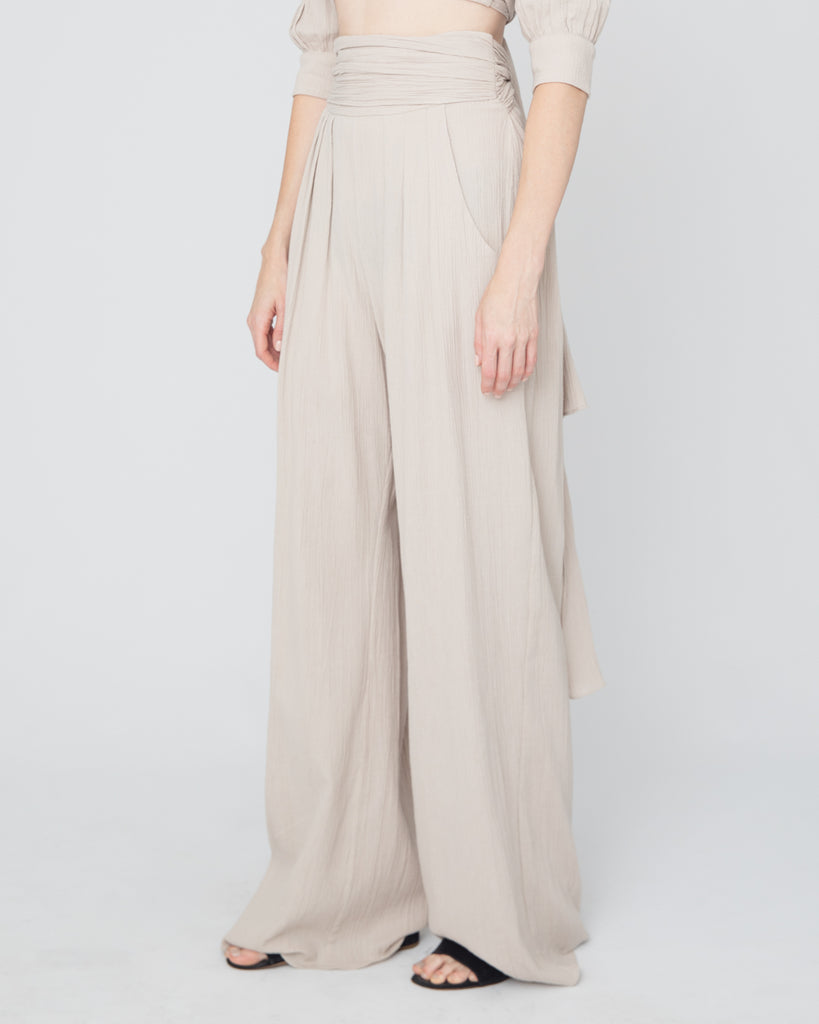 The Mila Pant in Clay - INGA-LENA