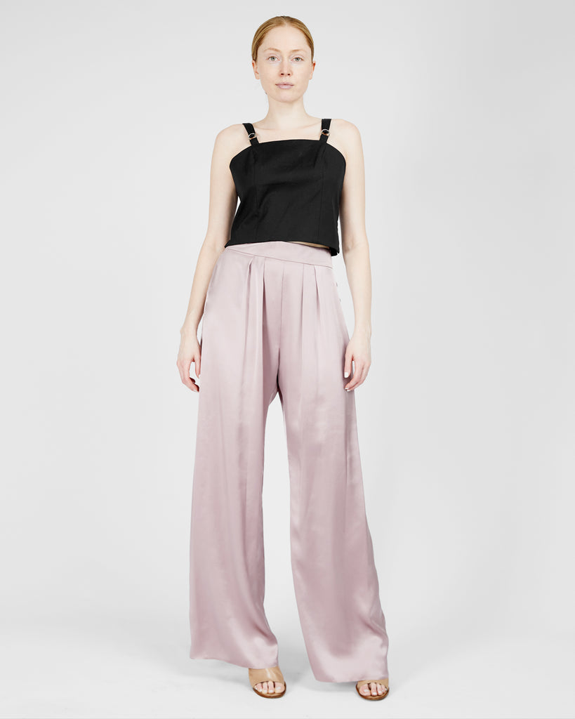 The Bjorn Pant in Misty Rose