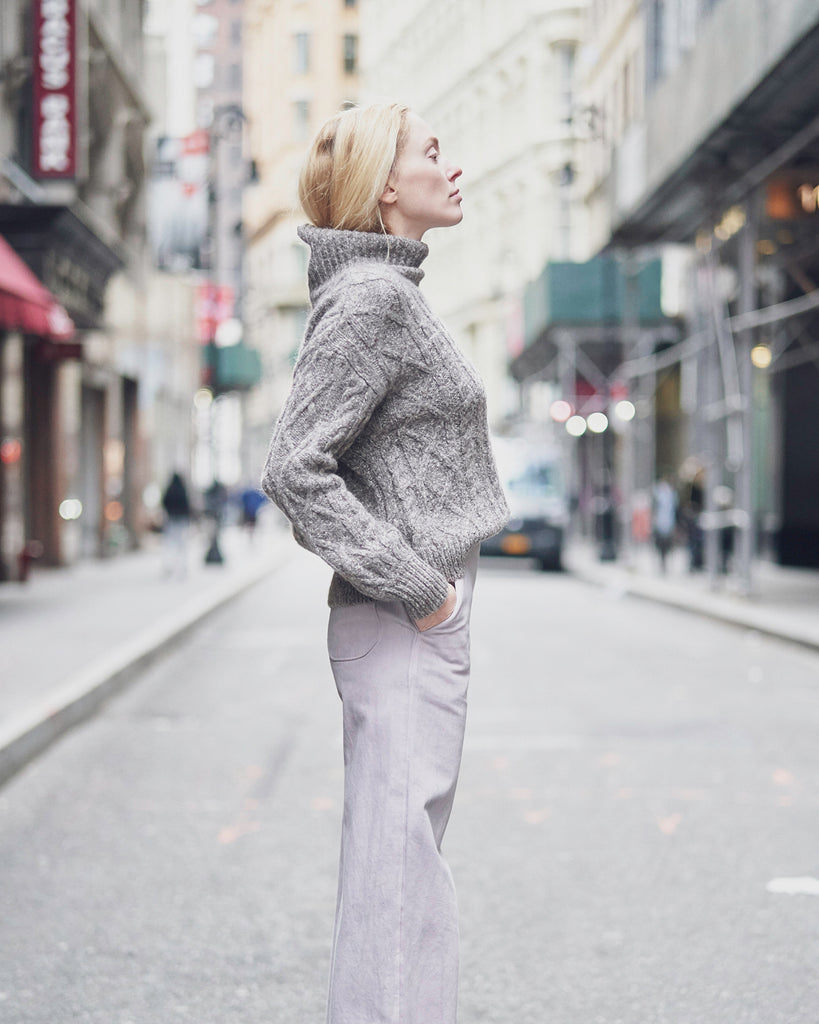 The Noak Sweater in Merino Wool