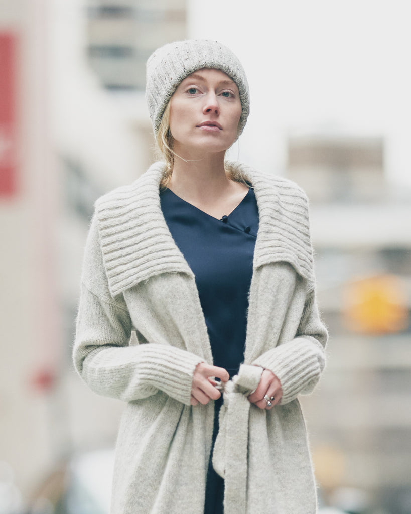 The Johan Cardigan in Aspen