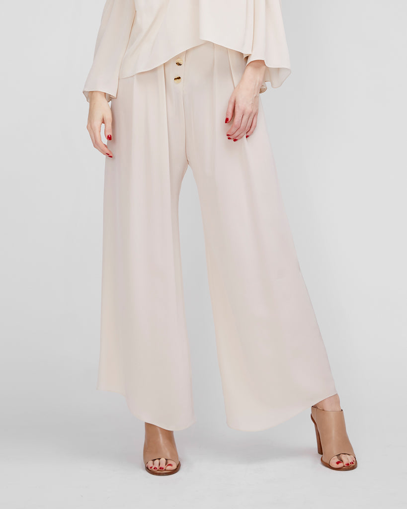 The Veiga Pant in Blush