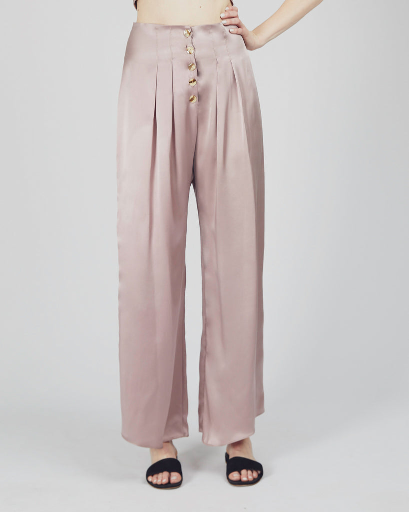 The Veiga Pant in Dusty Rose