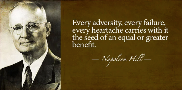 inspirational quote napoleon hill