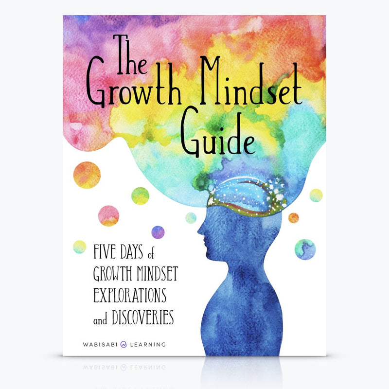 5-Day Growth Mindset Guide PDF Digital Download Wabisabi Learning