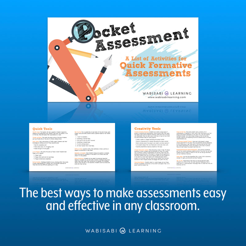 Pocket Assessment
