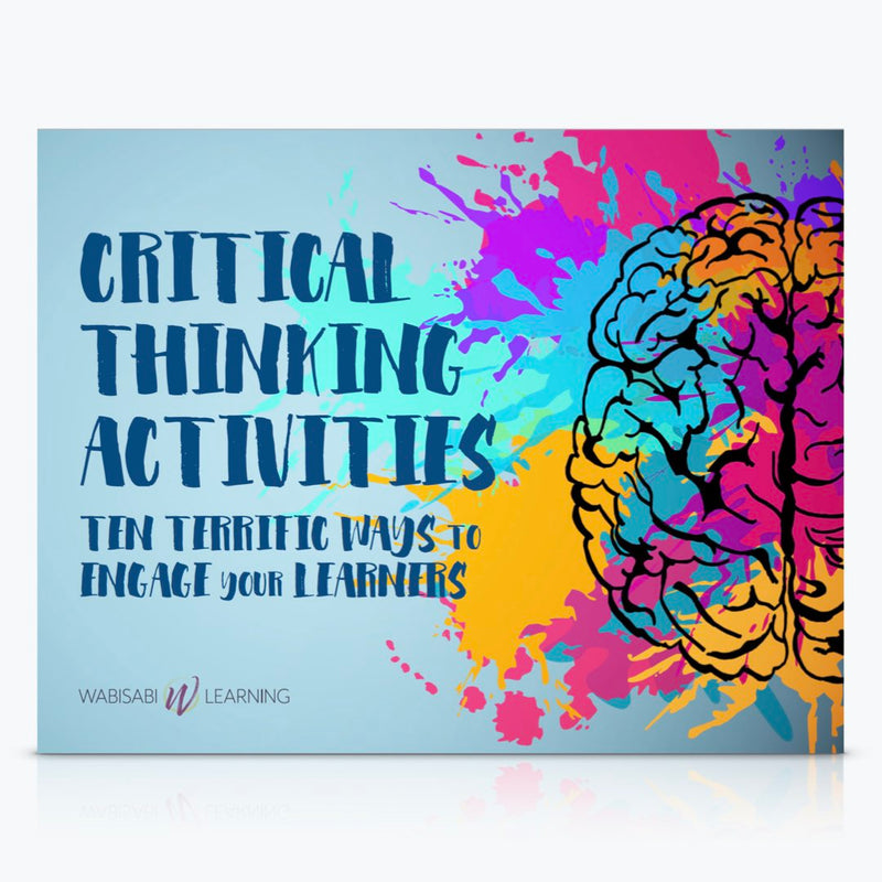 10 Engaging Critical Thinking Activities