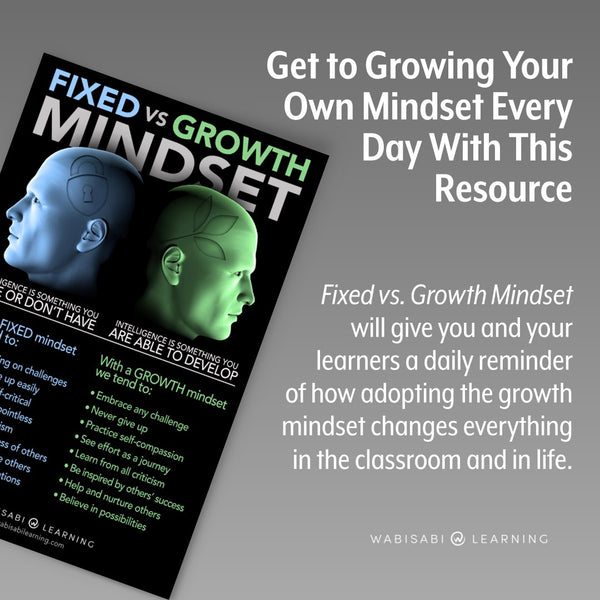 Growth Mindset Digital Poster