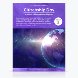 """Citizenship Day"" Inquiry Unit—Year 3"