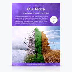 """Our Place"" Inquiry Unit—Year 2"