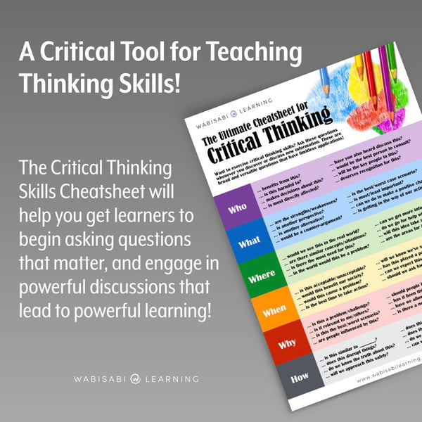 Critical Thinking Cheatsheet