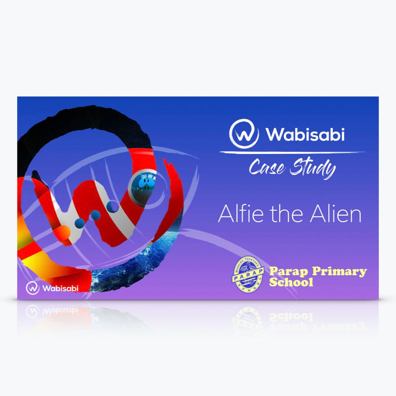 Case Study: Alfie the Alien—Parap PS