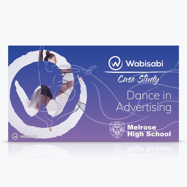 Case Study: Dance in Advertising—Melrose HS Digital Download Wabisabi Learning
