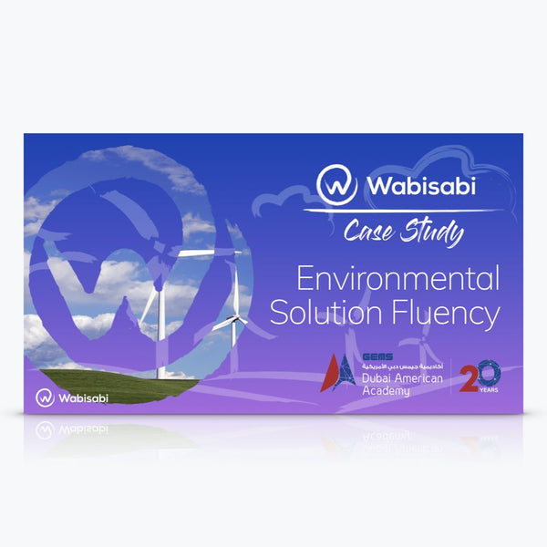 Case Study: Environmental Solution Fluency—GEMS DAA Digital Download Wabisabi Learning