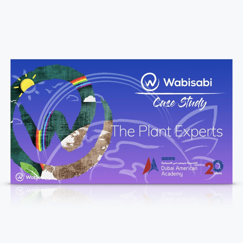 Case Study: Plant Experts—GEMS DAA Digital Download Wabisabi Learning
