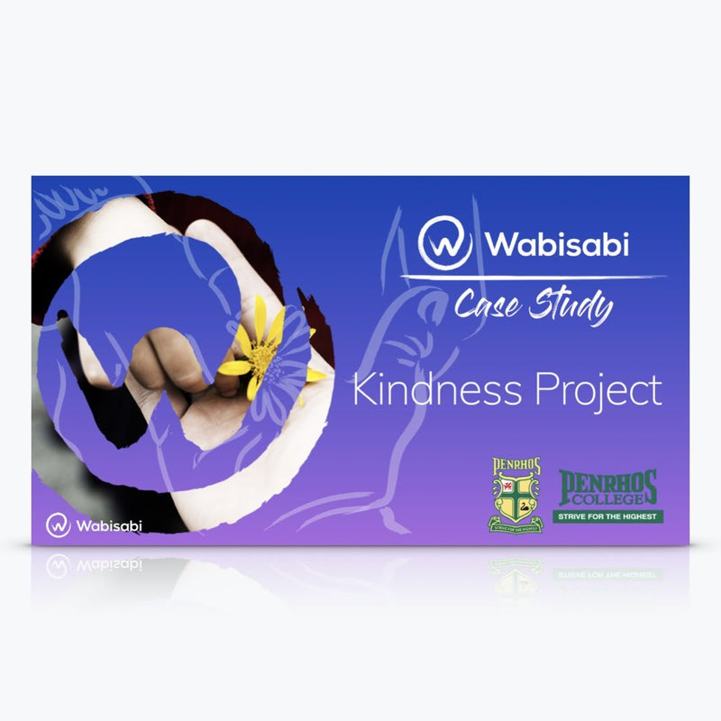 Case Study: The Kindness Project—Penrhos College Digital Download Wabisabi Learning