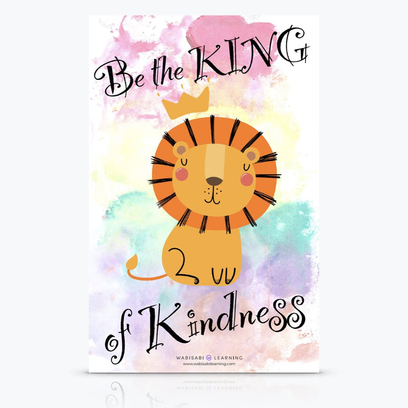 Classroom Kindness Digital Posters Poster Wabisabi Learning