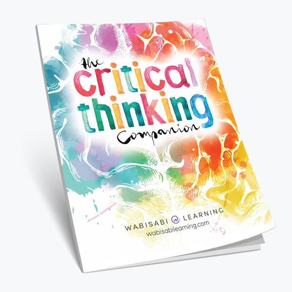 Critical Thinking Companion Book Wabisabi Learning
