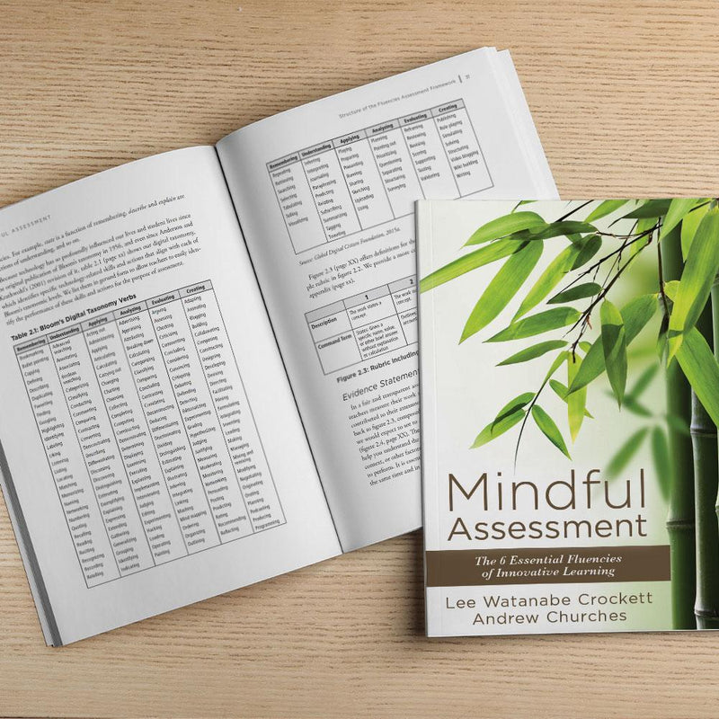 Mindful Assessment: The 6 Essential Fluencies of Innovative Learning Book Wabisabi Learning