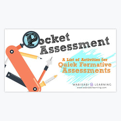 Pocket Assessment Digital Download Wabisabi Learning