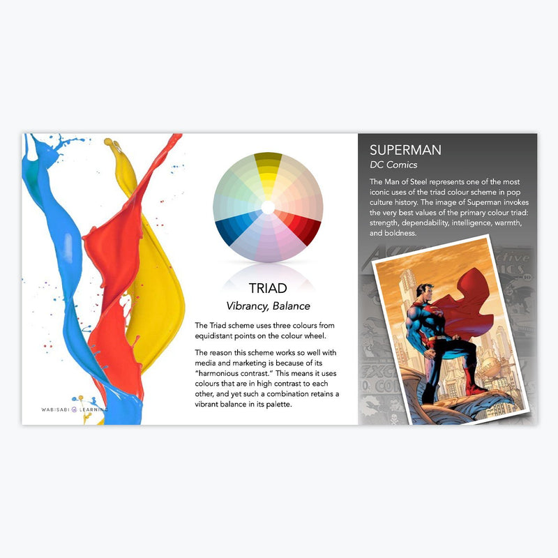 World of Colour Digital Download Wabisabi Learning