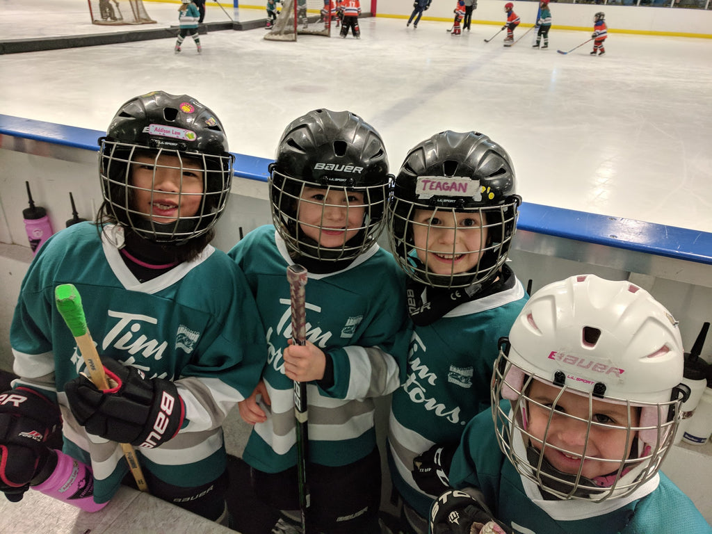 Hockey, Community, Kids