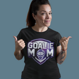PuckTeez Goalie Mom Shirt