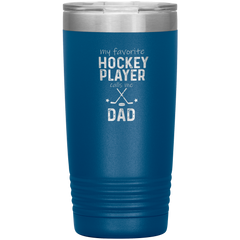 Favorite Hockey Player Tumbler