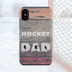 Hockey Dad Phone Case