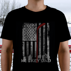 USA Hockey Dad Shirt
