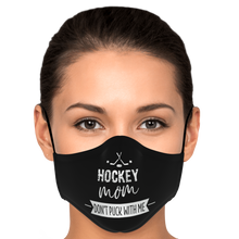 Load image into Gallery viewer, Hockey Mom Face Mask