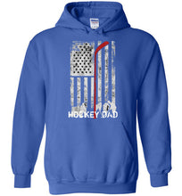 Load image into Gallery viewer, Hockey Dad USA Hockey Shirt