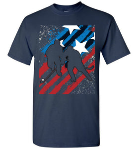 4th Of July Hockey Shirt