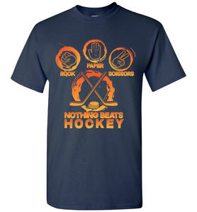 Nothing Beats Hockey Shirt