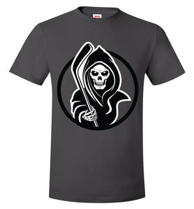 Grim Reaper Hockey Shirt