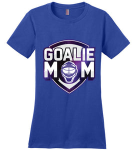 Goalie Mom