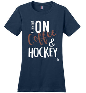Running On Coffee And Hockey