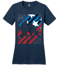 Load image into Gallery viewer, 4th Of July Hockey Shirt