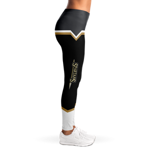 Southern Oregon Spartans Spear Leggings