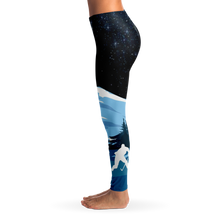 Load image into Gallery viewer, Outdoor Hockey Leggings - Night