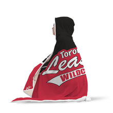 Load image into Gallery viewer, Leaside Wildcats Hooded Blanket