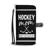 Load image into Gallery viewer, Hockey Mom Wallet Phone Case