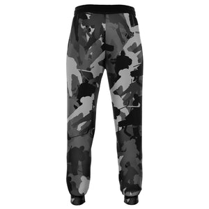 Hockey Camo Fleece Joggers