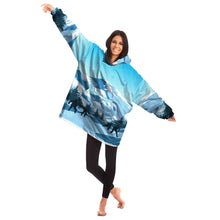 Load image into Gallery viewer, Outdoor Snuggie