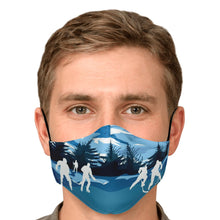 Load image into Gallery viewer, Outdoor Hockey Face Mask