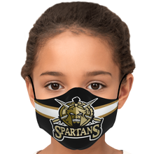 Load image into Gallery viewer, Southern Oregon Spartans Facemask